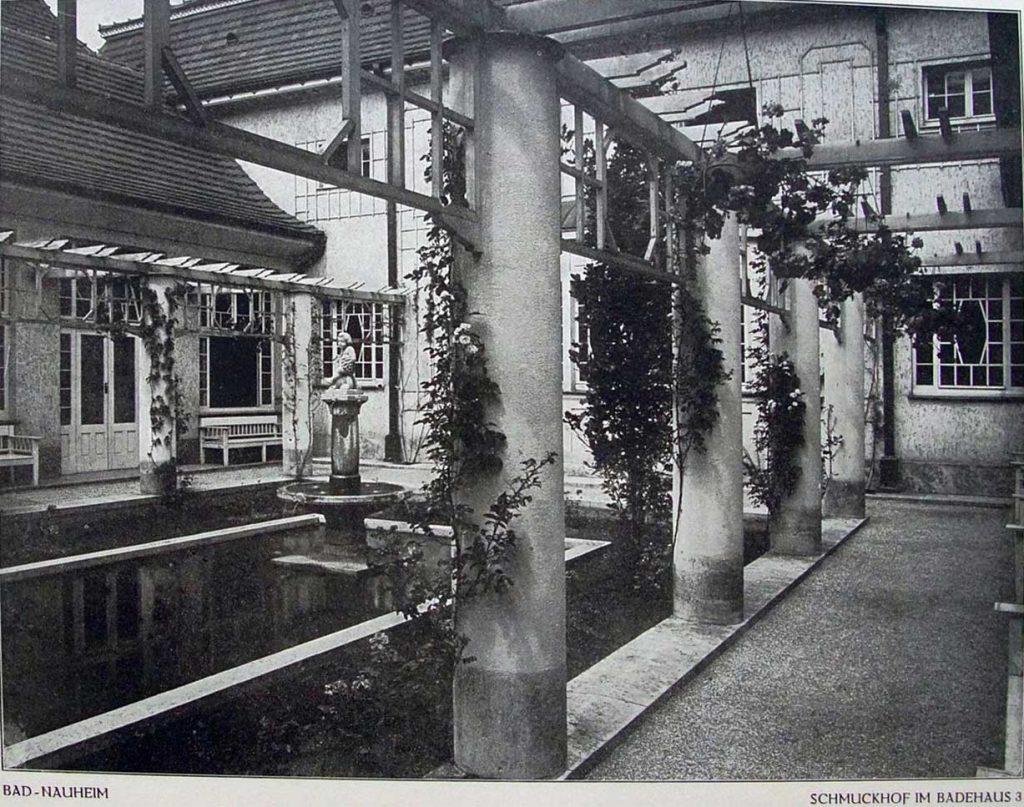 Schmuckhof Badehaus 3 Bad Nauheim, Susanne Homann