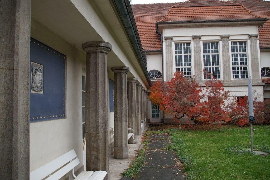 Schmuckhof Badehaus 6 Bad Nauheim